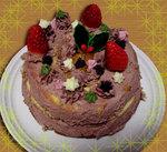 Xmas ケーキ♪